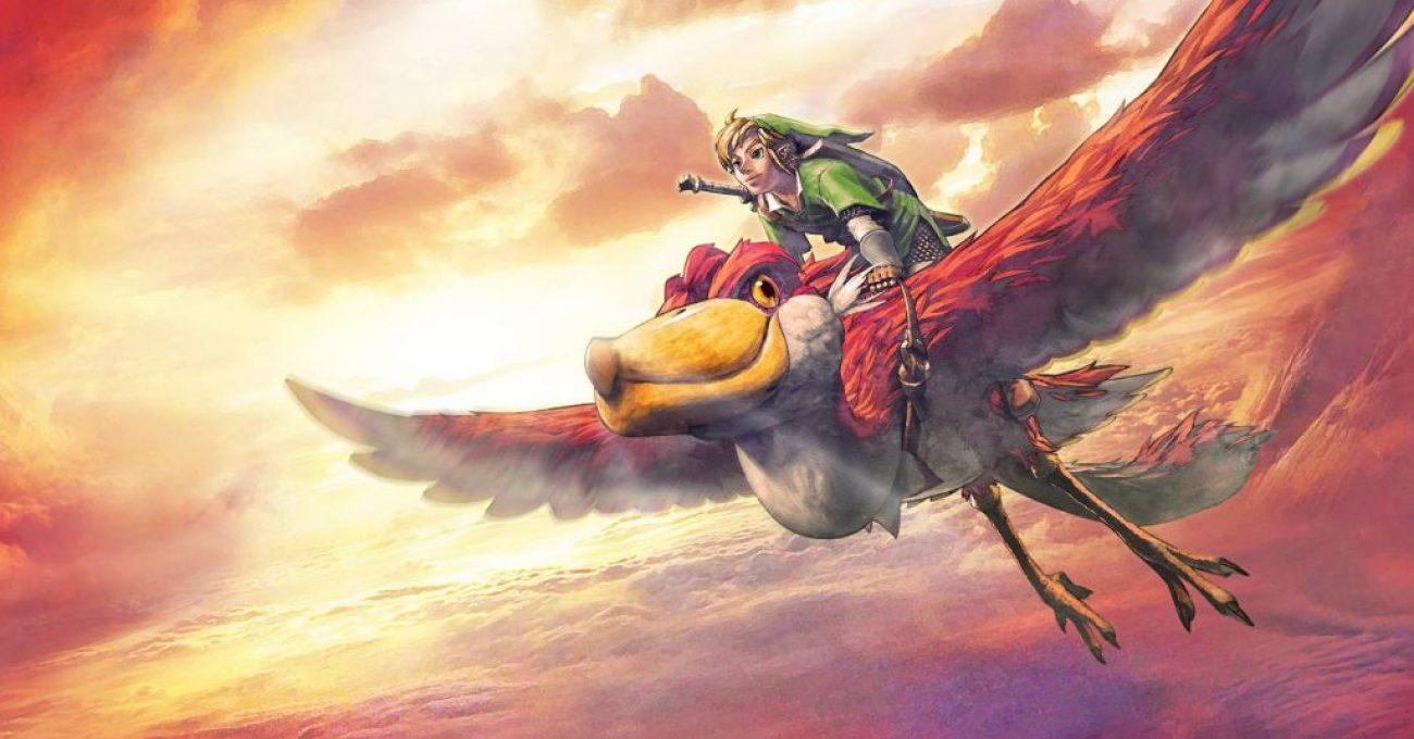 Legend of Zelda: Skyward Sword Review