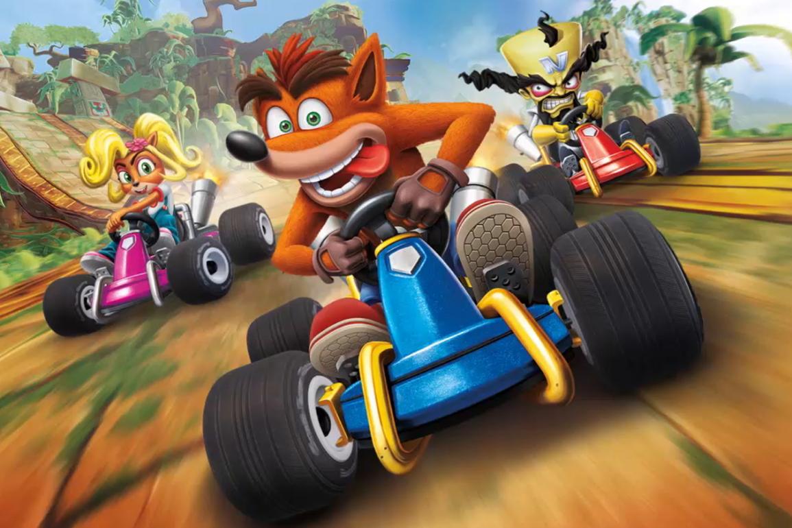 Crash Team Racing Nitro Fueled Review Dashgamer Com