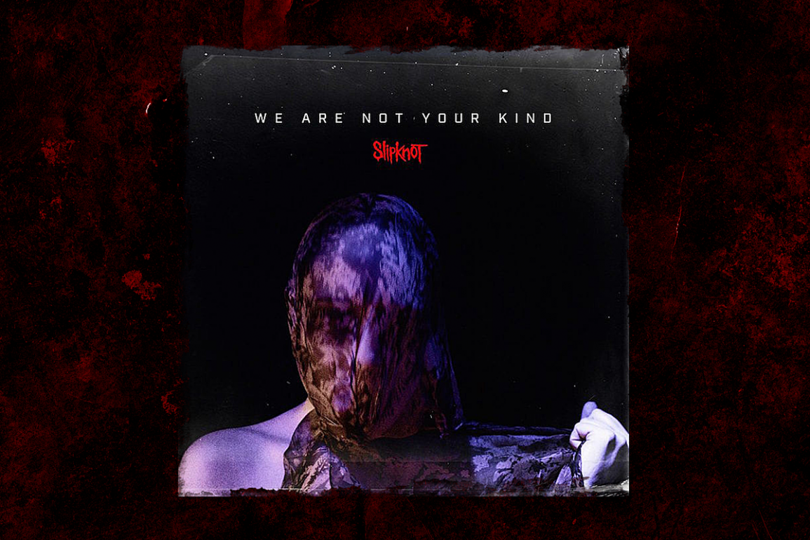 Official Slipknot T Shirt We Are Not Your Kind Group Photo Rock Metal Tee WANYK