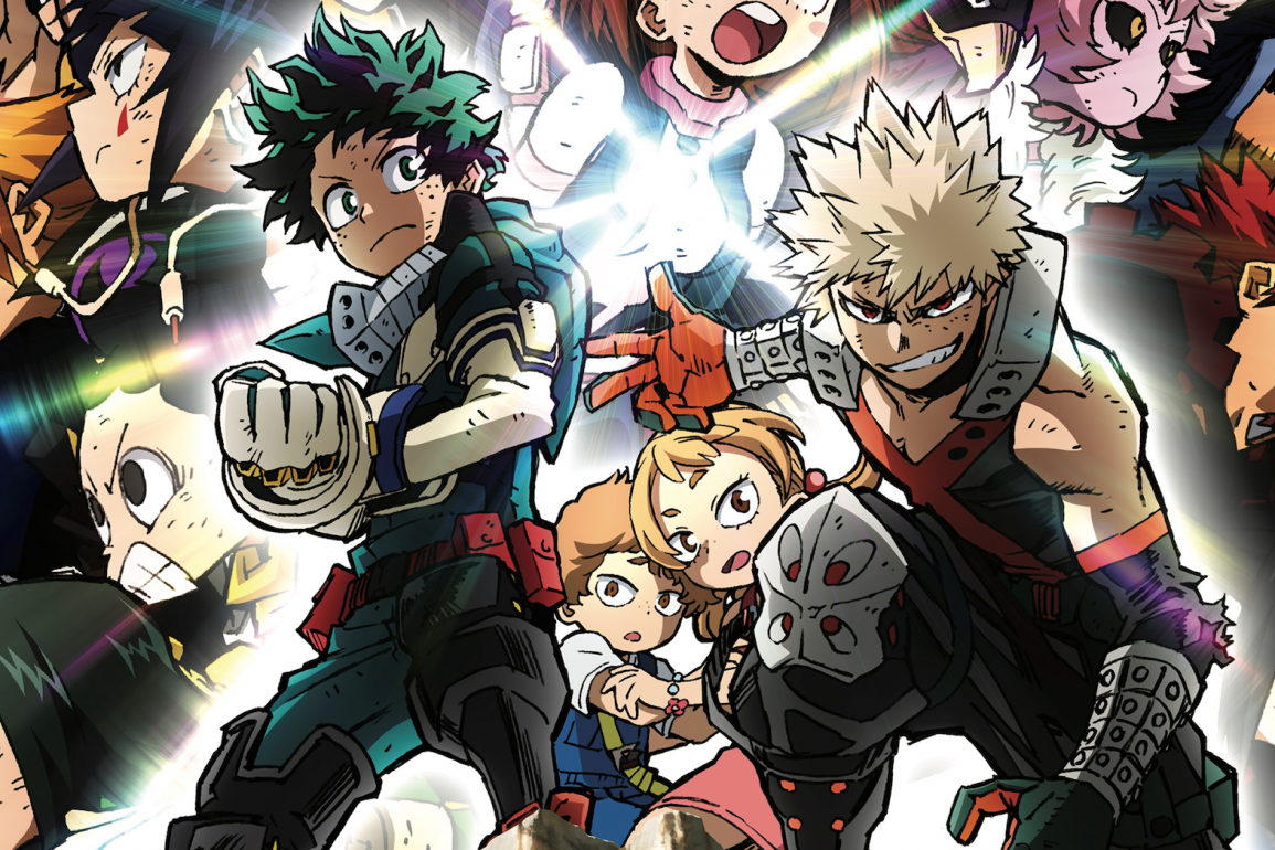 My Hero Academia Heroes Rising Review Dashgamer Com