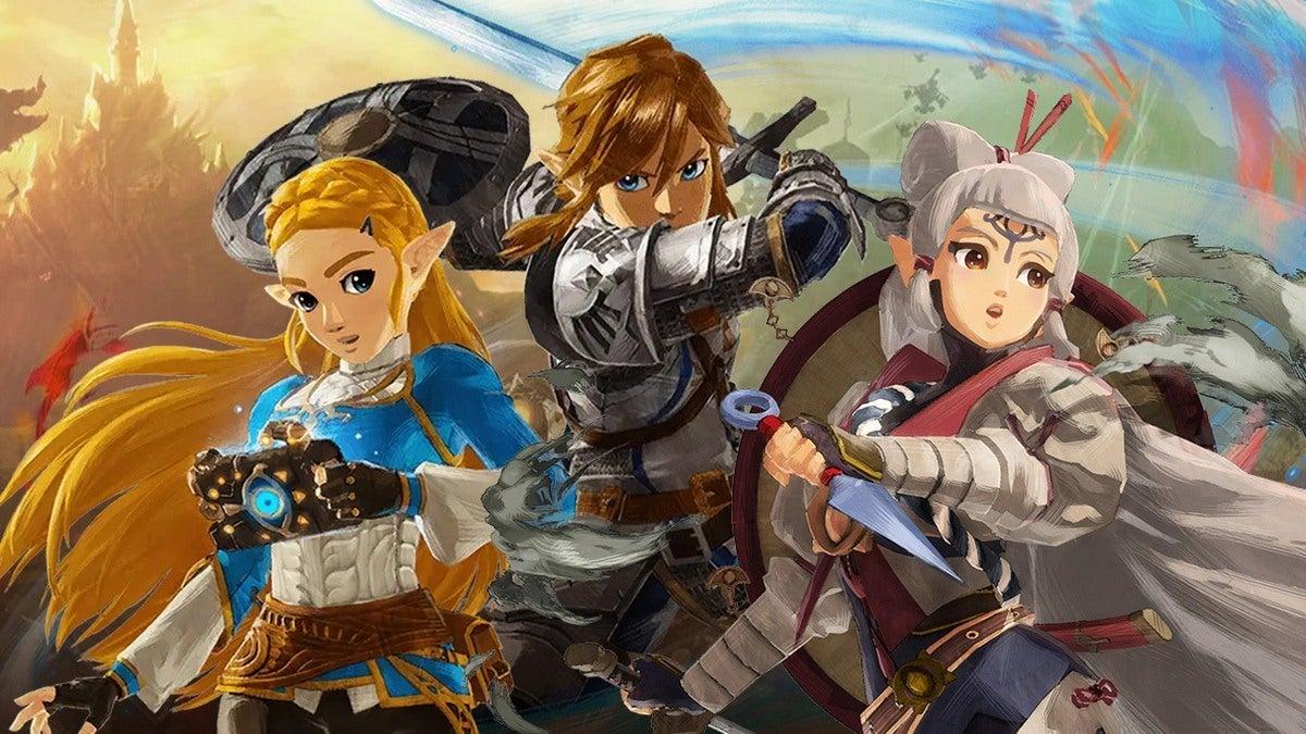 Hyrule Warriors Age Of Calamity Review Dashgamer Com