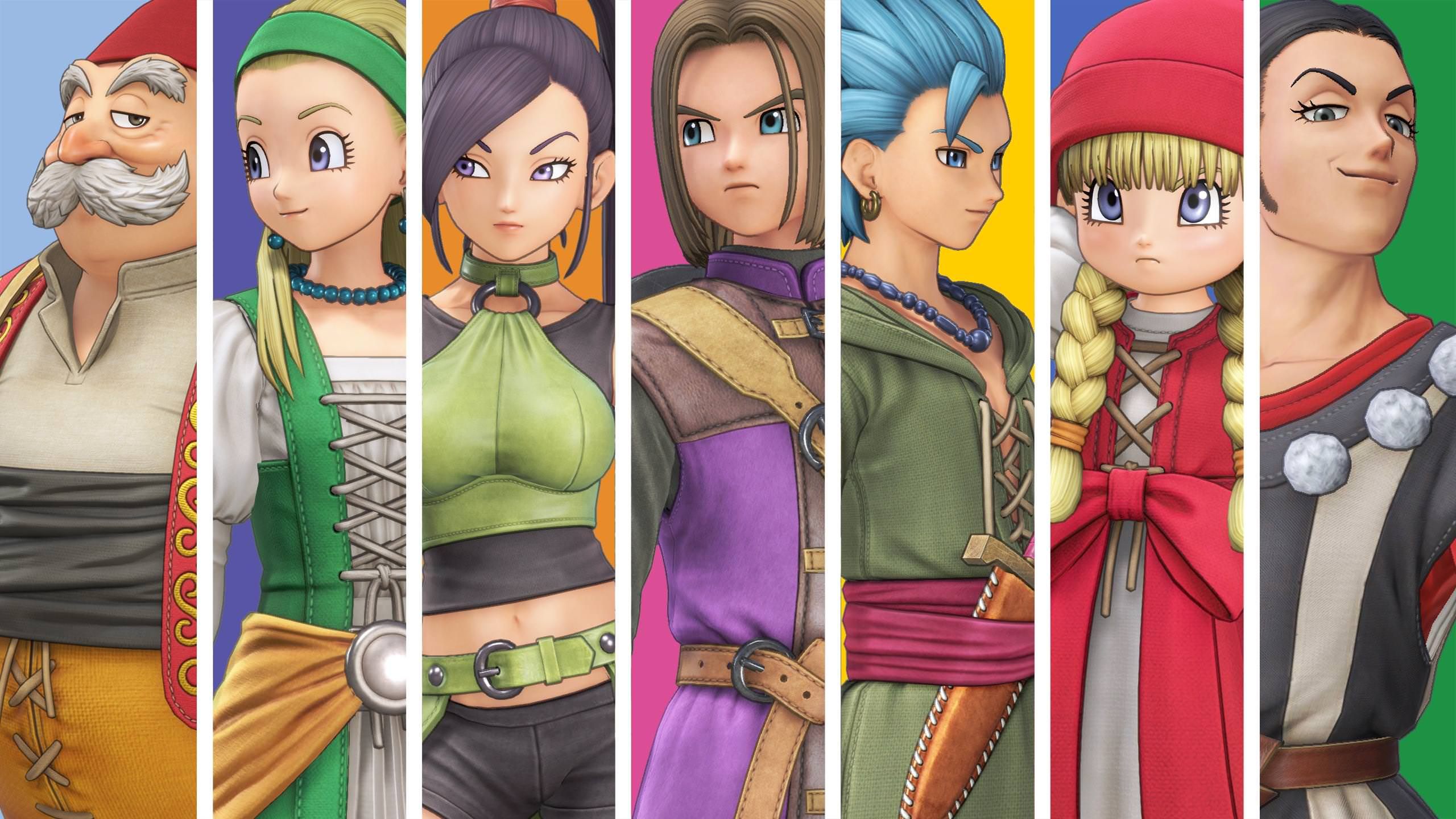 Dragon Quest Xi S Echoes Of An Elusive Age Definitive Edition Review Dashgamer Com